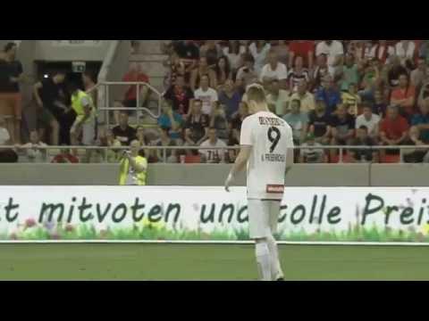 FC Spartak Trnava vs FC Austria Wien | Penalties