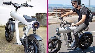 दुनिया के 5 सबसे अनोखे बाइक | TOP 5 AMAZING BICYCLE INVENTIONS 2018