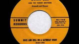 Dwain Bell  -  Rock & Roll On  A Saturday Night