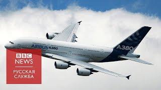 А380 - самолет, опередивший время, но отставший от конкурентов