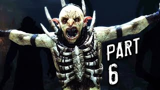 Middle Earth Shadow of Mordor Walkthrough Gameplay Part 6 - The Warchief (PS4)