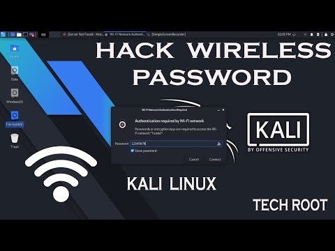 how to hack wifi password using kali linux - How to Hack Wi-Fi (Wireless) Password with KALI Linux (2020)