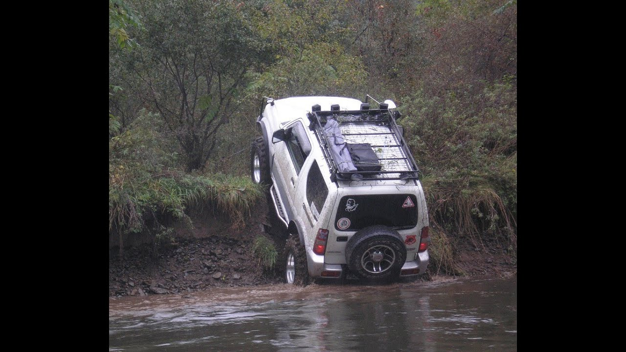 SUZUKI JIMNY OFF ROAD - YouTube