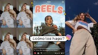 ✨  Cómo usar REELS en Instagram ✨| Camila Dust