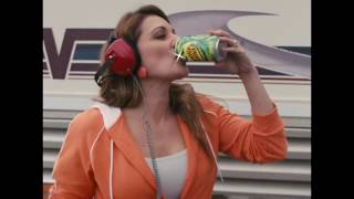 Andre Linnartz in the newest Mello Yello commercial. (unfortunately...