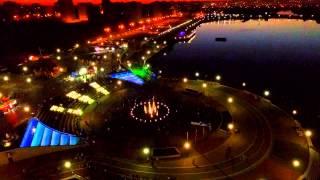 Набережная город Спутник (Пенза)(Классное место, напоминает поющий фонтан в Барселоне)), 2015-08-22T09:40:17.000Z)