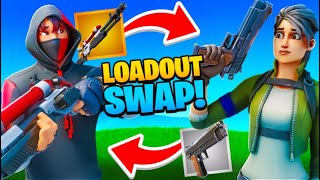 Swapping loot after EVERY elimination!