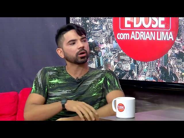 É DOSE com Adrian Lima - Roberto Rizzo - 07-02-2018