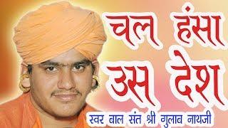 Gulab Nathji // नाथजी का सुपरहिट भजन - चल हंसा उस देश    Gulab Nathji Bhajan     Nathji Bhajan