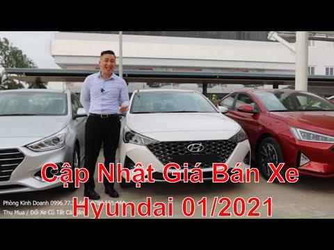 Cập Nhật Khuyến Mãi Bảng Giá Xe Hyundai Ôtô 01/2021 Mới Nhất Phí Lăn Bánh Mua Trả Góp