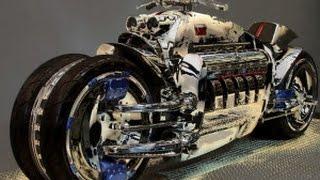 5 nejrychlejších motocyklů planety