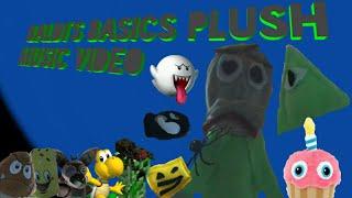 Baldi's Basics plush music video | Basics in behavior - BLUE - Original song by TLT