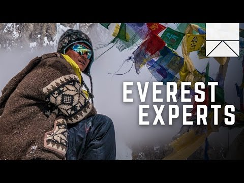 The Super Human Sherpas Of Mount Everest