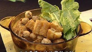 【現代心素派】20140310 - 名人廚房 - 盧俊欽 - 素肉骨茶