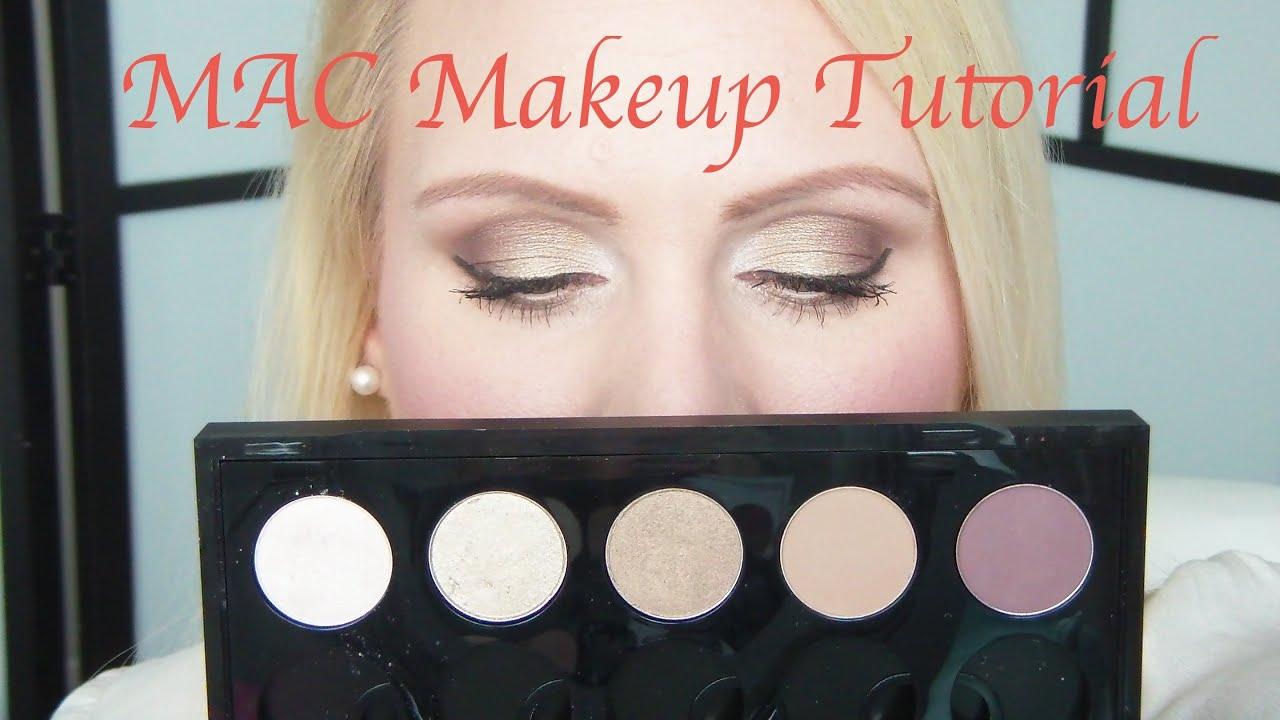 Mac makeup tutorial