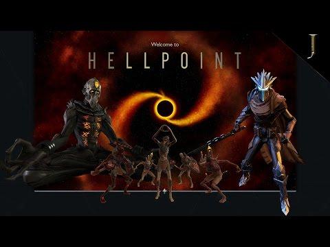 Hellpoint (Demo) | Jackasaurus Livestream | PC Stream | Dark Souls in Space!?