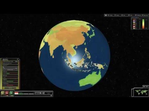 Superpower 2 - Indonesia Eco Tutorial (HDM, Siberian Confed Mod)