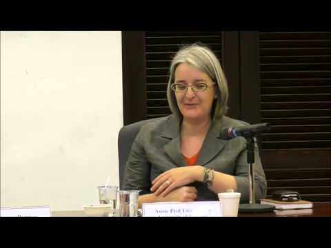The Singapore Symposium in Legal Theory 2016: Talk by Assoc Prof Lisa Austin