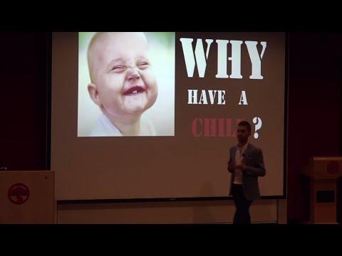 The Art of Jewish Parenting | Raphael Genis | TEDxLingnanUniversitySalon
