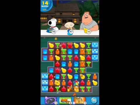 Family Guy Another Freakin Mobile Game Level 201 - NO BOOSTERS