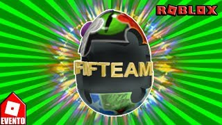HOW TO WIN The EGG (Fifteam Egg) Easter Roblox 2018