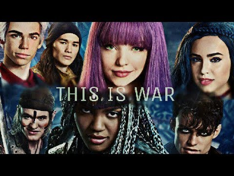 ►►This is war◄◄ || ☠Vks and Pirate Crew☠ {Descendants 2}
