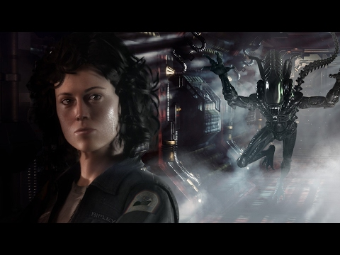 Alien Isolation DLC Is Still Terrifying