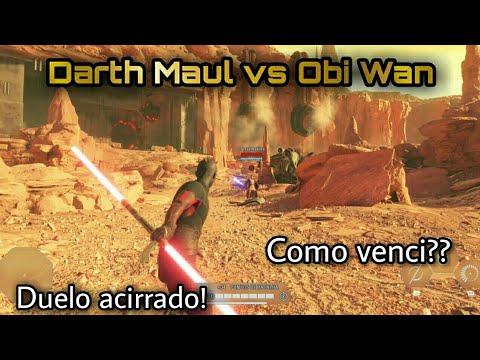 Download Gameplay Star Wars Battlefront 2 | Modo Confronto de Heróis (1 round) | Um duelo que queria mostrar!