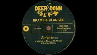 Brame & Klansee - Alright