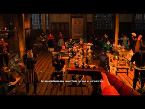 The Witcher 3 Wild Hunt Прохождение игры на 100 Гвинт