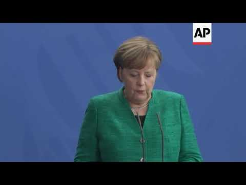 Merkel welcomes release of German reporter from Turkish jail