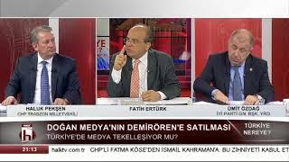 Doğan Medya satıldı 31 Mart 2018 / Türkiye Nereye Ümit Özdağ - Abdüllatif Şener 1. Bölüm