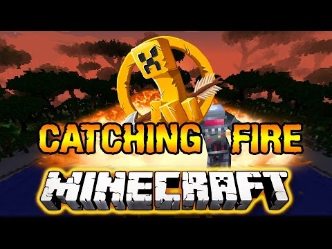 Minecraft: Catching Fire