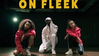 KynTay Dance To Cardi B - On Fleek | Antoine Troupe Choreography