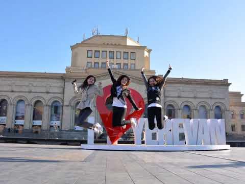 Trip to yerevan armenia