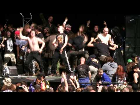Biohazard -  Punishment - Bloodstock 2014