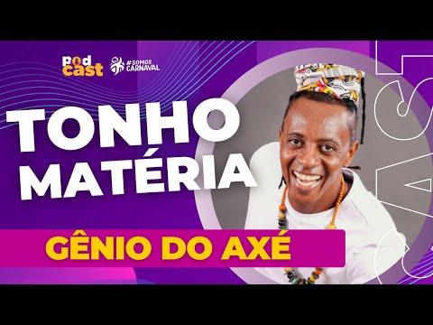 TONHO MATÉRIA o