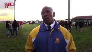 Blue Jet Coach Thembani Ngubelanga