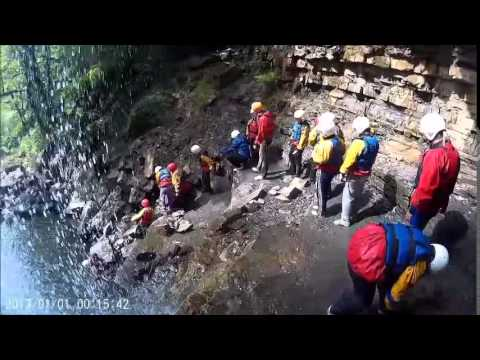 Kingsway Adventure Centre - Ashgill Gorge Walk