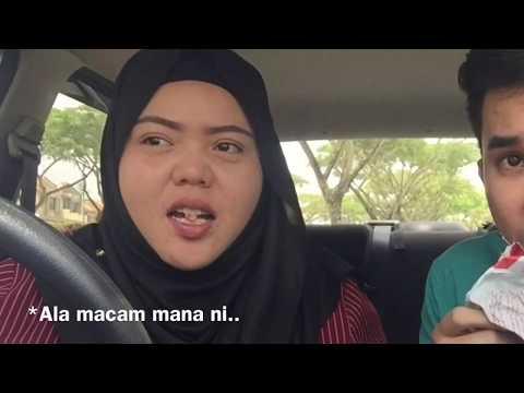 Bean Boozled Challenge Malaysia - Zarol Zarif & Ecah Daud