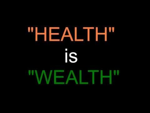 Health is Wealth l Lions Club Mumbai Sujok l 2015