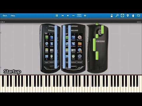 SAMSUNG GT-S5620 MONTE SOUNDS IN SYNTHESIA