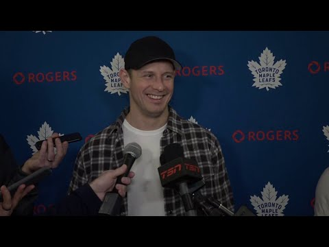 Maple Leafs Practice - March 2, 2020