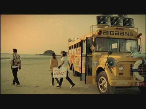 [MV] Big Bang - Sunset Glow