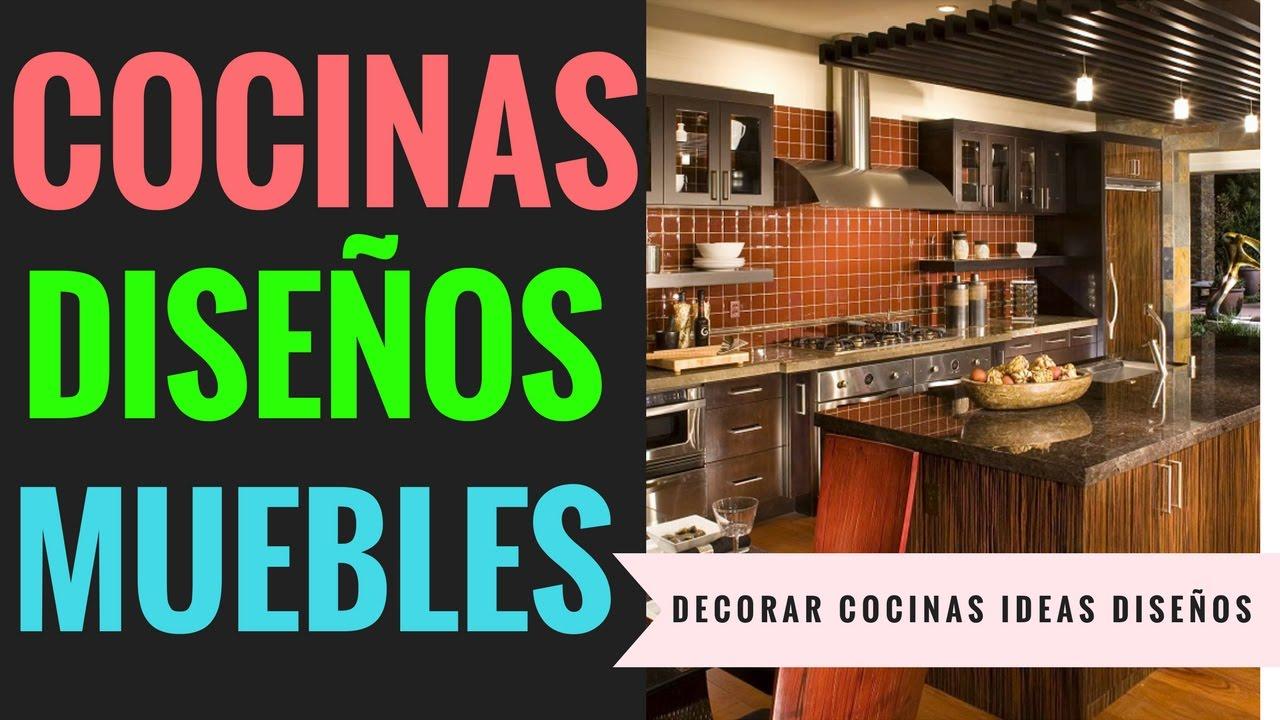IDEA COCINAS Y DECORACIÓN COCINAS RUSTICAS PEQUEÑA Y GRANDES 50 ...