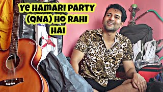 Ye hamari party (QNA) ho rahi hai 😍 | By Cinebap Mrinmoy