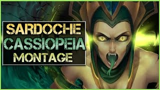 Cassiopeia Montage (Sardoche) - Best Cassiopeia Plays | League of Legends