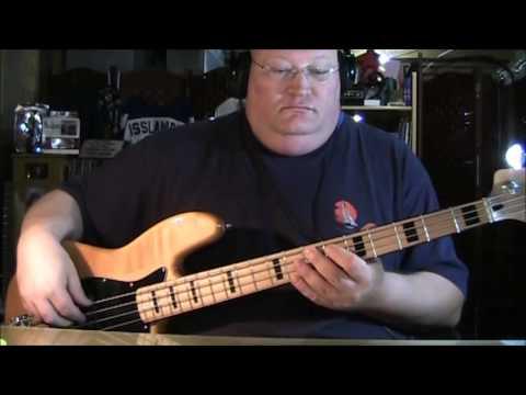 Elvis Presley Jailhouse Rock Bass Cover