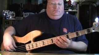 Elvis Presley Jailhouse Rock Bass Cover