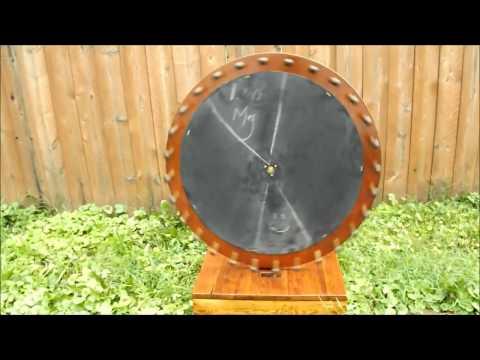 Video Roulette table spinner